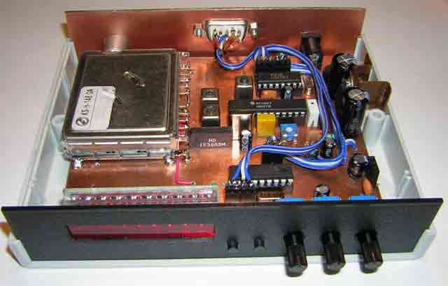 блок - ТВ тюнер KS-H-148